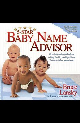 5-Star Baby Name Advisor