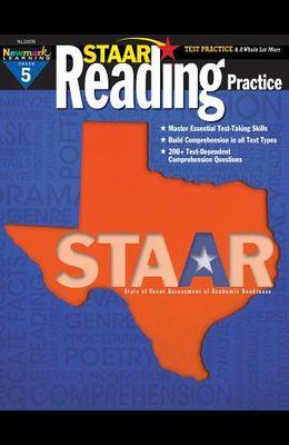 Staar Reading Practice Grade 5 Teacher Resource