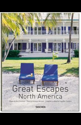 Great Escapes North America, Updated Edition