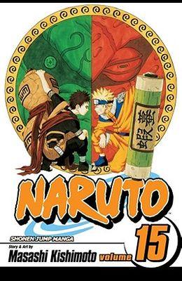 Naruto, Vol. 15