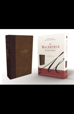 Nkjv, MacArthur Study Bible, 2nd Edition, Leathersoft, Brown, Comfort Print: Unleashing God's Truth One Verse at a Time