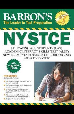 NYSTCE: Eas / Alst / Csts / Edtpa