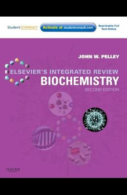 Elsevier's Integrated Review: Biochemistry [With Access Code]