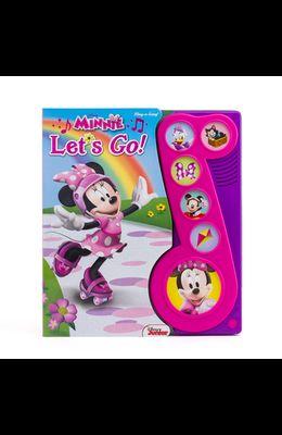 Disney Minnie: Let's Go
