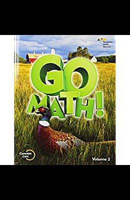 9780544432802 - Go Math!: Student Edition Volume 2 Grade 5 ...