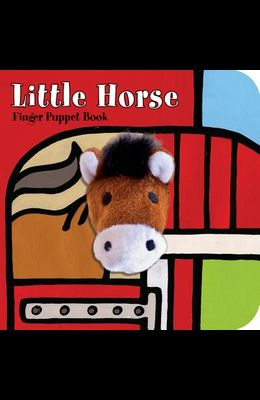 Little Horse Finger Puppet Book