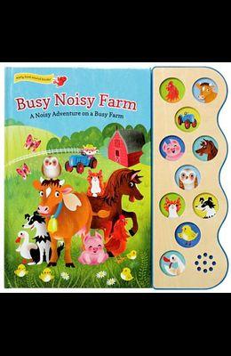 Busy Noisy Farm