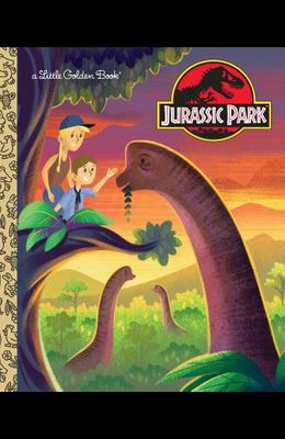 Jurassic Park Little Golden Book (Jurassic Park)