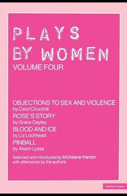 Plays by Women, Vol. 4