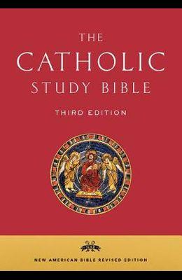 Catholic Study Bible-Nabre