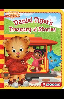 Daniel Tiger's Treasury of Stories: 3 Books in 1!