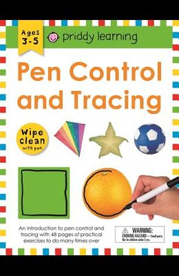 Wipe Clean Workbook: Pen Control and Tracing