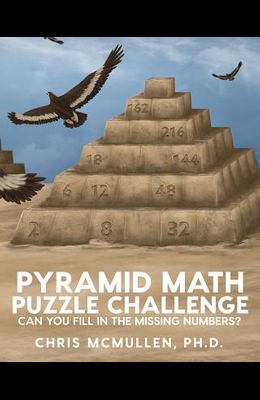 Pyramid Math Puzzle Challenge: Can You Fill in the Missing Numbers?