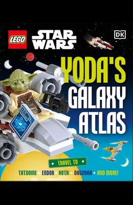 Lego Star Wars Yoda's Galaxy Atlas (Library Edition): Much to See, There Is...