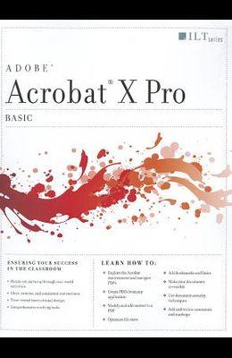 Acrobat X Pro: Basic
