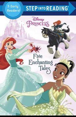 Five Enchanting Tales (Disney Princess)