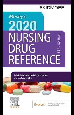 Mosby's 2020 Nursing Drug Reference