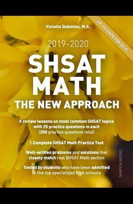 SHSAT Math: The New Approach