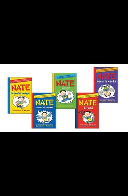 Nate French Novel Pack (Grade 3 and Up)