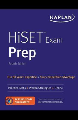 Hiset Exam Prep: Practice Tests + Proven Strategies + Online