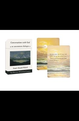 Conversations with God Divine Wisdom Cards: An Uncommon Dialogue