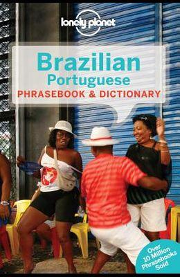 Lonely Planet Brazilian Portuguese Phrasebook & Dictionary