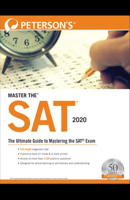 Master the SAT 2020