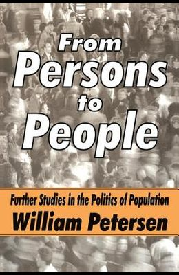 From Persons to People: A Second Primer in Demography