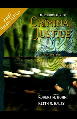 Introduction to Criminal Justice [With Interactive Movie]