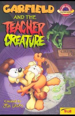 Garfield and the Teacher Creature
