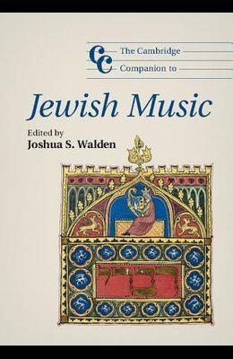 The Cambridge Companion to Jewish Music