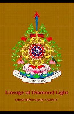 Lineage of Diamond Light Crystal Mirror 5