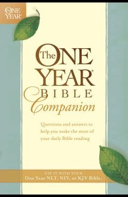 The One Year Bible Companion
