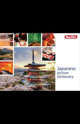 Berlitz Picture Dictionary Japanese