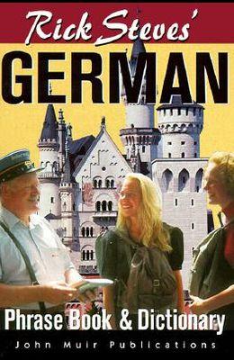 Rick Steves' German Phrasebook and Dictionary