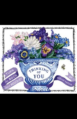 Thinking of You (Uplifting Editions): Turn This Book Into a Bouquet
