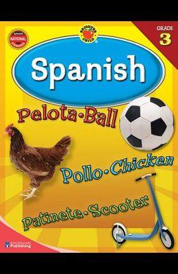 Spanish, Grade 3 (Brighter Child Workbooks)