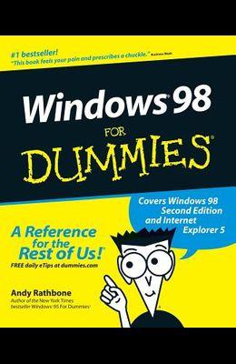 Windows 98 for Dummies