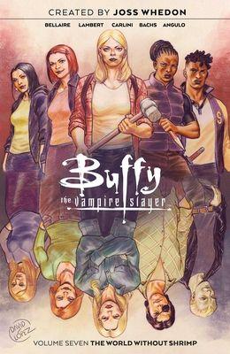 Buffy the Vampire Slayer Vol. 7, 7