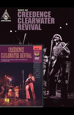 Creedence Clearwater Revival Guitar Pack: Includes Best of Creedence Clearwater Revival Book and Creedence Clearwater Revival DVD