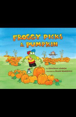 Froggy Picks a Pumpkin