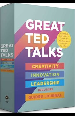 Great Ted Talks Boxed Set: Unofficial Guides with Words of Wisdom from 300 Ted Speakers