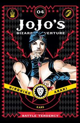 Jojo's Bizarre Adventure: Part 2--Battle Tendency, Vol. 4, Volume 4