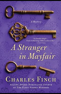 A Stranger in Mayfair: A Mystery (Charles Lenox Mysteries)
