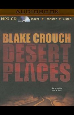 Desert Places: A Novel of Terror
