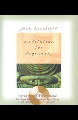 Meditation for Beginners (Book & CD)