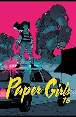 Paper Girls Volume 4