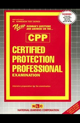 Certified Protection Professional Examination