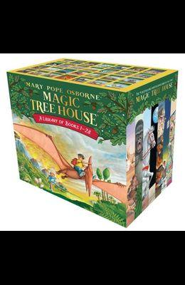 Magic Tree House Books 1-28 Boxed Set