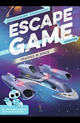 Escape Game Adventure: Trapped in Space